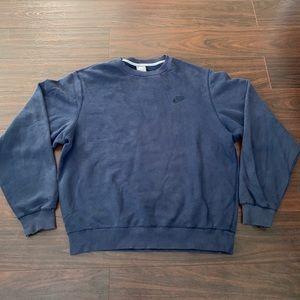 Vintage Nike Sportswear Sweatshirt Spell Out Med